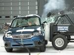 Subaru Forester получил высший балл в краш-тестах