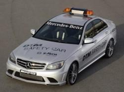 DTM обеспечат Mercedes C63 AMG
