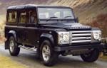 Defender 110 SVX от Land Rover