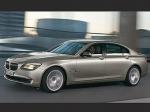 """Первые изображения экстерьера и интерьера новой BMW """"седьмой серии"""""""