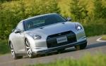 Легендарны аўтамабіль ад Nissan - GT-R