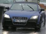 Audi TT RS - подробности от британского журнала