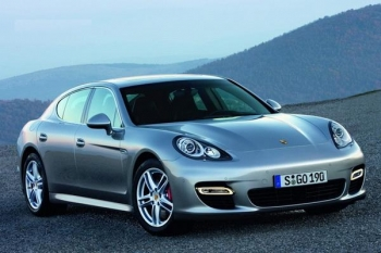 Porsche Panamera [Official photo]