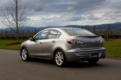 """Mazda 3 впервые показала свое """"лицо"""" [LA Auto Show 2008]"""
