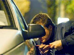 Что чаще всего крадут из машин?
