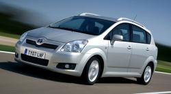 Toyota Verso признана самым безопасным автомобилем