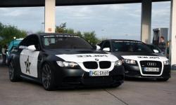 Полиция будет ездить на BMW M3 Coupe и Audi S3?