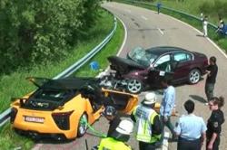 Главный испытатель Toyota погиб, тестируя новый суперкар