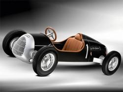 На ярмарке игрушек Audi представит электромобиль для детей