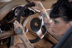 """Edo Competition представило """"адский"""" Porsche Panamera S HellBoy"""