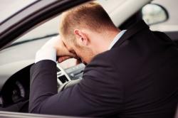 Как за рулем бороться с усталостью