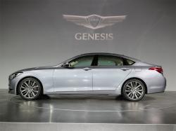 Genesis запланировал выпуск подзаряжаемых гибридов