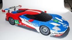 В честь возвращения в Ле-Ман Ford построил из Lego суперкар