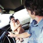 Невезучий угонщик украл машину с девушкой
