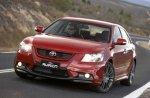 Toyota приостановила продажи всех седанов Aurion TRD из-за поломки одного мотора