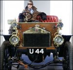 Иномарка 1904 года выпуска продана за рекордную цену