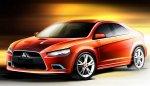 Первая информация о концептуальном Mitsubishi Prototype-S