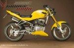 """Новый минский мотоцикл - """"Стритфайтер"""""""