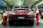 Компания Porsche выпустила 200000-й Cayenne