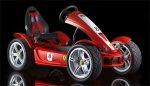 Дети могут ездить на Ferrari!