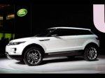 Детройт: новый Land Rover LRX