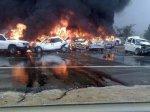 ОАЭ: столкнулось 200 автомобилей
