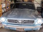 Ford Mustang 1965 года выпуска вернут владельцу